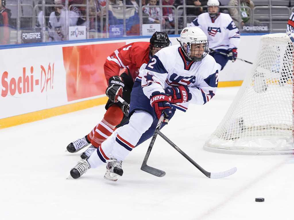 Courtesy of HHOF-IIHF Images On Ice