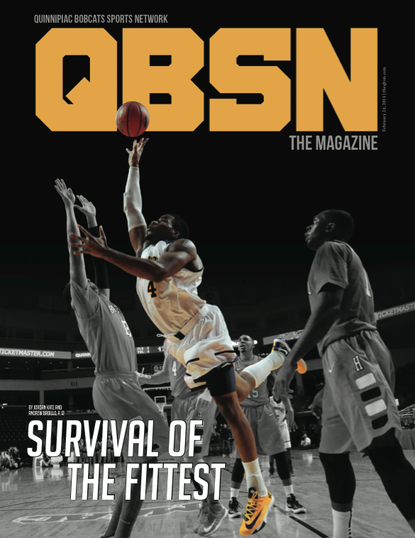 QBSN The Magazine Issue 3 Cover