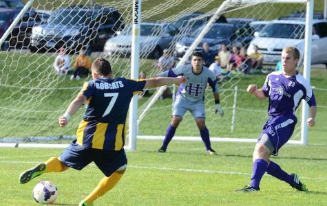 MSOC: Quinnipiac 1, Holy Cross 0