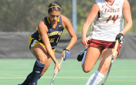 Romano: 'Sky is the limit' for field hockey