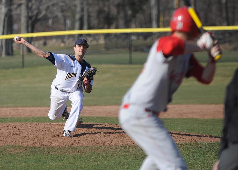 Lamacchia in the limelight: Senior right-hander preps for MLB Draft