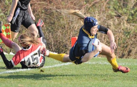 Moving on up: Women's rugby preps for program changes