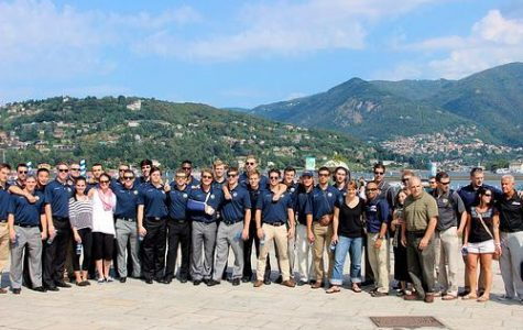Men's ice hockey travels to Italy