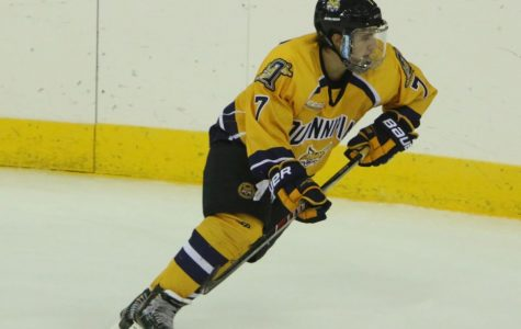 Sam Anas leads attack, Quinnipiac sweeps Holy Cross with 4-1 win