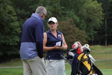Nicole Scola breaks record after record on golf course