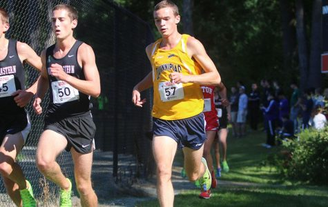 No sophomore slump for Brendan Copley, runner starts season strong