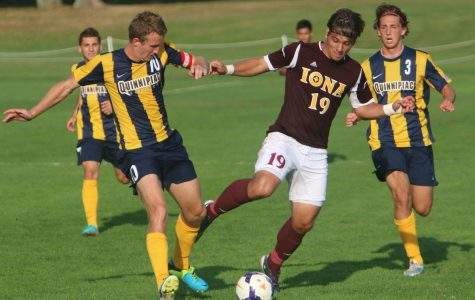 Bobcat Bullets: Men's soccer to play Iona in MAAC Championship Semifinals