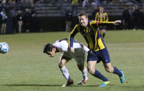 Men's soccer nearly pulls off upset of No. 10 UConn, is eliminated from NCAA Tournament
