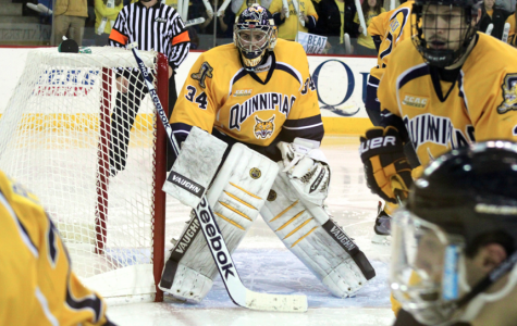 Bobcat Bullets: Men's ice hockey looks to continue unbeaten streak against Harvard