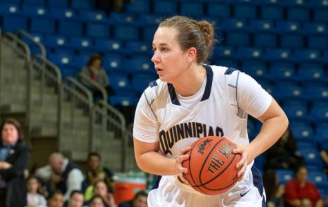 Bobcats' defense pounces on Monmouth, Quinnipiac wins by 33