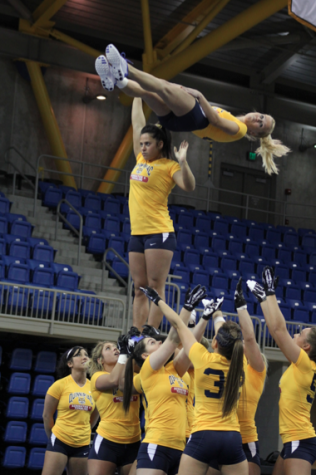 Up, up and away: Quinnipiac hosts its first NCATA championship