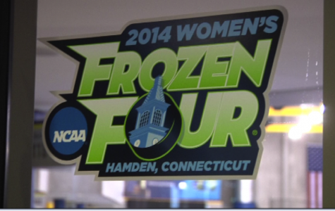 Preparing for the Frozen Four