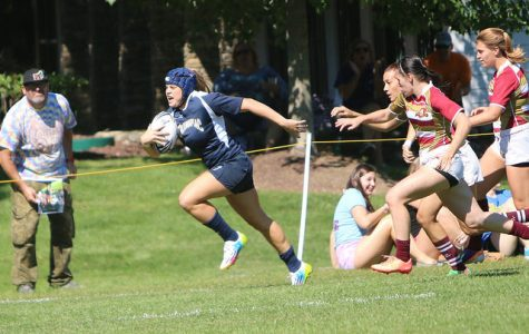 Women's rugby's comeback falls short against Norwich