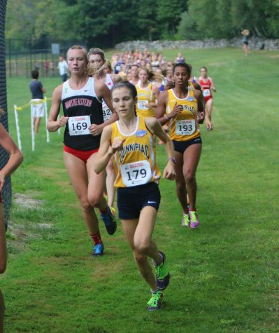 Copley, Mannion are 'stars' for men's cross-country