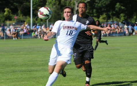 Men's soccer heads to West Point