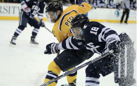 Quinnipiac and Yale skate to a 2-2 tie for second time this season