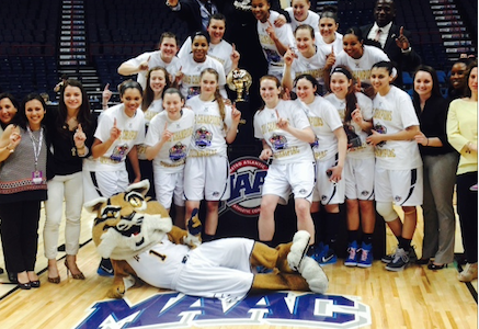 """""""Mission accomplished"""" as Bobcats set to go dancing after toppling Marist in MAAC Championship"""
