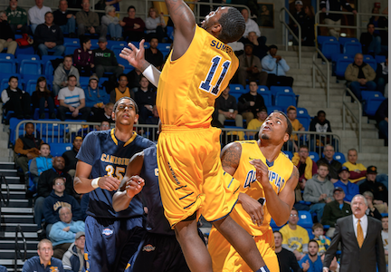 A.J. Sumbry granted his release from men's basketball program