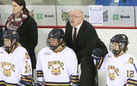 Former women's hockey coach Rick Seeley sues Quinnipiac