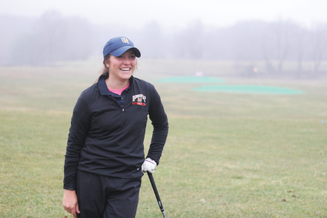 Freshman leads way for golf team's record-breaking season
