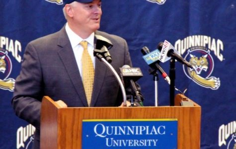 Greg Amodio named new QU athletic director
