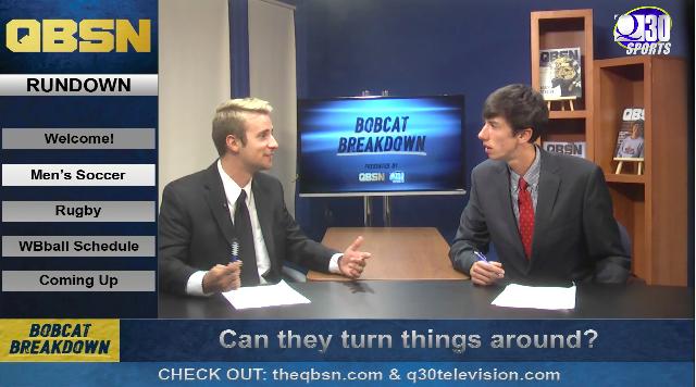QBSN Presents: Bobcat Breakdown 9/27/15