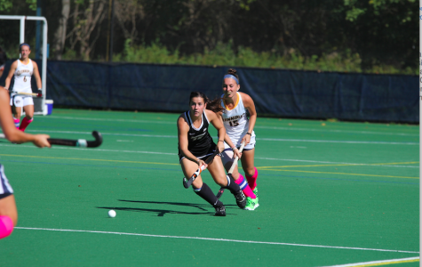 Field hockey falls to Friars 3-2