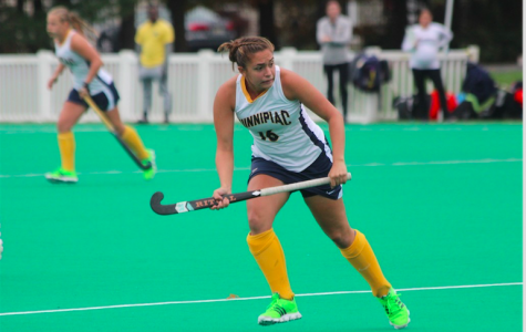 Field hockey wins OT thriller, portion of MAAC regular season championship