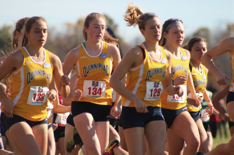 Tough runners: Women's cross country welcomes new conference, rivals