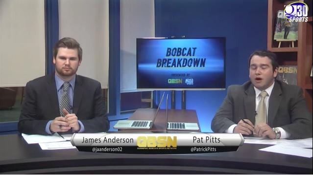 QBSN Presents: Bobcat Breakdown 11/1/15