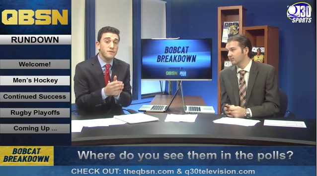 QBSN Presents: Bobcat Breakdown 11/15/15