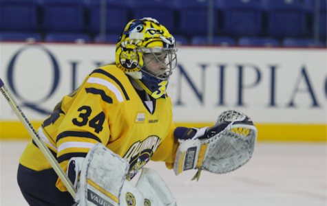 Rossman Shuts out Boston College with 38 Save Effort