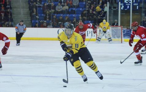 Shiplo scores on power play, Anas nets two in Bobcats win over Colgate