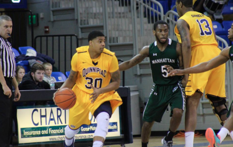 Late turnover gives Manhattan 63-59 win over Quinnipiac