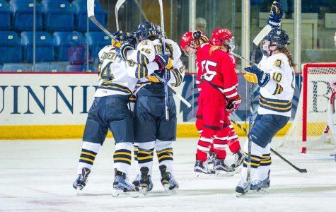 2016 ECAC Women's Hockey quarterfinal preview