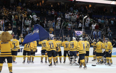 Sophomores lead Quinnipiac past Boston College to national championship game