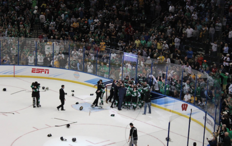 North Dakota defeats Quinnipiac to capture eighth national championship title