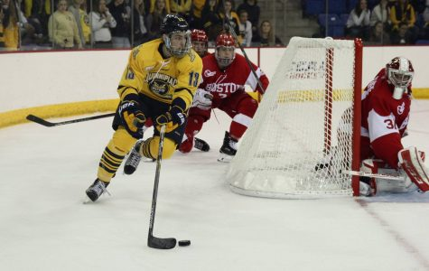 Priskie Drafted By Capitals in NHL Draft