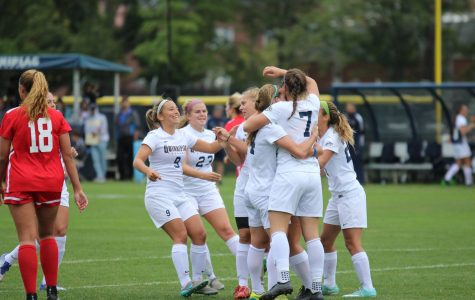 Women's soccer beats Siena in overtime, 2-1
