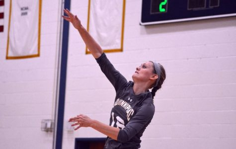 Volleyball extends winning streak to three against Siena, 3-0