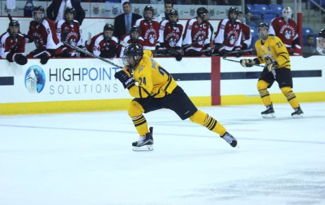 Brosh: Pieper is starting to make noise for Quinnipiac