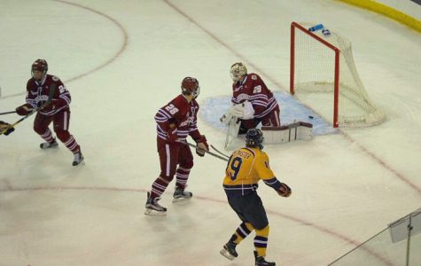 Quinnipiac defeats the University of Massachusetts 3-2, prepares for start of conference play