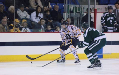 From roller hockey to Hamden, Rafferty continues to excel