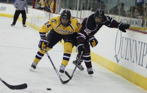 Men's ice hockey to take on Union Saturday night