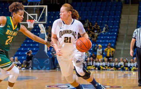 Quinnipiac women's basketball defeats Siena 73-47
