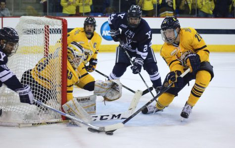 Quinnipiac defeats rival Yale 3-2, Shortridge has strong performance