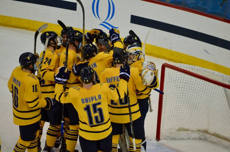 Quinnipiac set to face-off with Harvard in conference semifinals