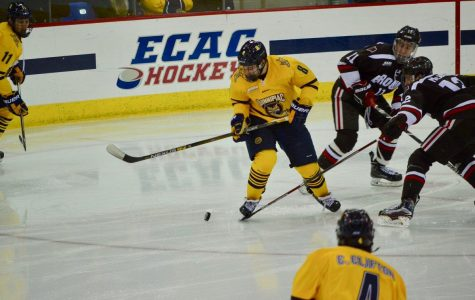 Quinnipiac set to face-off with Brown in game two of ECAC opening round