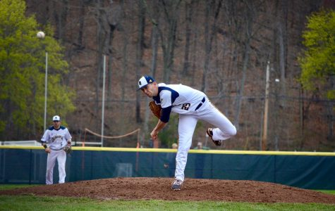 Bobcats' Baseball Fly Past St. Peter's Peacocks