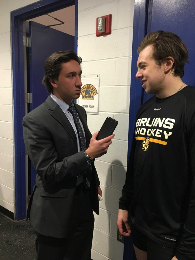 Welcome to Beantown: Charlie McAvoy